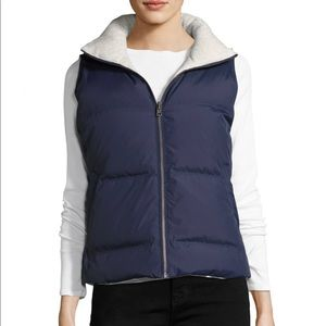 Soft Joie Hendrick Puffer Reversible Vest L NWT